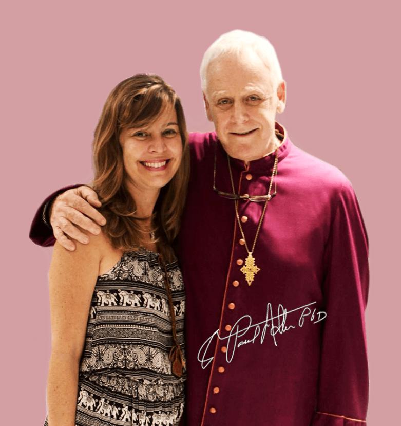 Nathalie Favaron e STEPHEN PAUL ADLER